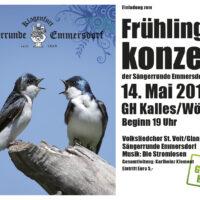 Frühlingskonzert im Wölfnitzerhof