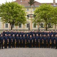 Polizeichor Köln auf Kärntenbesuch